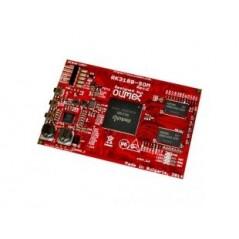 RK3188-SOM-4GB (Olimex) SYSTEM ON CHIP MODULE, WITH RK3188 QUAD CORE CORTEX-A9 PROCESSOR, 1GB DDR3 MEMORY AND 4GB NAND FLASH