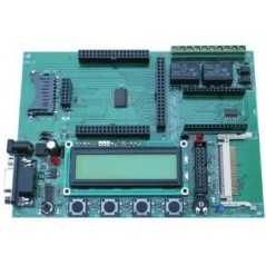 OKI-E5003 (Olimex) DEVELOPMENT BOARD FOR OKIML67Q5003 ARM7 MICROCONTROLLER WITH USB, RS232, ETHERNET AND COMPACT FLASH CONNECTOR