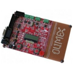 LPC-P2919 (Olimex) DEVELOPMENT PROTOTYPE BOARD WITH LPC2919 2X CAN, 2X LIN , SD/MMC