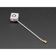 Passive GPS Antenna uFL 9x9mm 2dBi gain (Adafruit 2460)