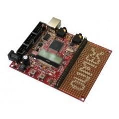 AVR-PX128A1 (Olimex) AVR MICROCONTROLLER DEVELOPMENT PROTOTYPE BOARD FOR ATXMEGA128A1