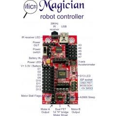 Dagu Arduino Micro Magician Robot Controller