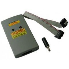 MOD-RFID125-BOX (Olimex) USB RFID READER FOR 125 KHZ TAGS WITH EMULATION OF KEYBOARD AND RS232
