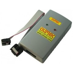 MOD-RFID1356-BOX (Olimex) USB RFID READER FOR 13.56MHZ TAGS WITH EMULATION OF KEYBOARD AND RS232