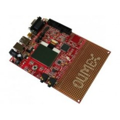 PIC32-MX460 (Olimex) PROTOTYPE BOARD FOR PIC32MX460F512L MICROCONTROLLER