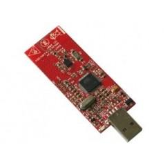 SAM7-NRF24LR (Olimex) SAM7-NRF24 USB PLUGIN DONGLE WITH NORDIC NRF24L01 AND AT91SAM7S64 ARM7TDMI-S MICROCONTROLLER