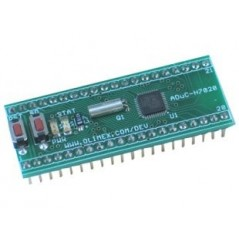 ADuC-H7020 (Olimex) HEADER BOARD IN DIL40 FORMAT FOR ADUC7020 ARM7 MICROCONTROLLER