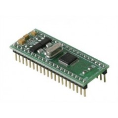 LPC-H2106 (Olimex) LPC2106 ARM7 MICROCONTROLLER HEADER BOARD IN DIL40 FORMAT