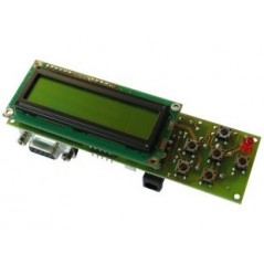 AVR-MT (Olimex) DEVELOPMENT BOARD FOR 20 PIN AVR MICROCONTROLLER WITH STKXXX COMPATIBLE 10 PIN ICSP