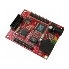 MSP430-EASYWEB-3 (Olimex)TCP/IP BOARD WITH MPS430F149 BASED ON ANDREAS DANNENBERG EASYWEB TCP/IP