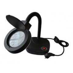 AOY-LMP927 (Olimex) MAGNIFYING GLASS X3 AND X15 WITH LAMP RING