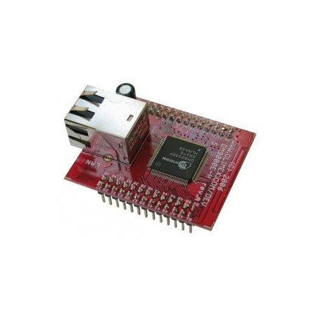 DM9000E-H (Olimex) DM9000E 10/100 MBIT ETHERNET CONTROLLER HEADER BOARD