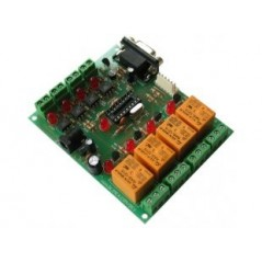 PIC-IO (Olime) DEVELOPMENT BOARD FOR 18 PIN PIC MICROCONTROLLERS