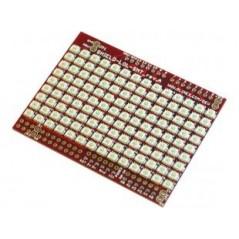 SHIELD-LOL-SMT (Olimex)LOT OF LEDS SHIELDS WITH SMT LEDS