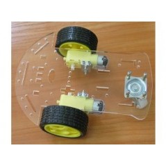 ROBOT-3-WHEEL-KIT (Olimex) 3 WHEELS ROBOT KIT