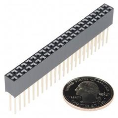 Stackable Header - 2x23 Pin Female (Sparkfun PRT-12790) Beaglebone Black headers