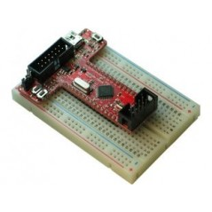 PIC-P14-20MHz (Olimex) OPEN SOURCE HARDWARE T-SHAPED BREADBOARD