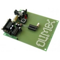 PIC-P14-20MHz (Olimex) ICSP/ICD ENABLED 14 PIN PIC MICROCONTROLLER PROTOTYPE BOARD