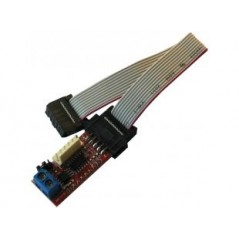 MOD-TC-MK2-31855 (Olimex) K-TYPE THERMOCOUPLE INTERFACE BOARD WITH PIC16F1503, MAX31855, UEXT AND 0.1'' ICSP CONNECTOR