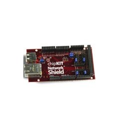 chipKIT Network Shield (Arduino Compatible) TDGL006