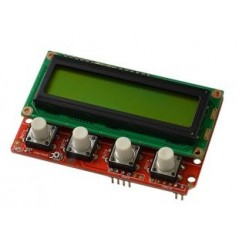 SHIELD-LCD16x2 (Olimex) ARDUINO COMPATIBLE SHIELD WITH LCD16X2