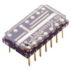 TSL1402R (AMS-TAOS) Light To Frequency & Light To Voltage Linear Sensor 400DPI, SENSOR ARRAY 256x1