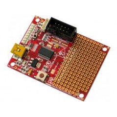 PIC-P26J50 (Olimex) PROTOTYPE BOARD FOR PIC18F26J50
