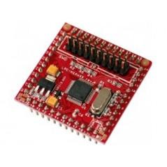 LPC-H11A14 (Olimex) DEVELOPMENT PROTOTYPE HEADER BREAKOUT BOARD FOR LPC11XX CORTEX M0 ARM MICROCONTROLLER