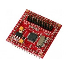 LPC-H1343 (Olimex) DEVELOPMENT PROTOTYPE HEADER BREAKOUT BOARD FOR LPC11XX CORTEX M0 ARM MICROCONTROLLER