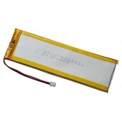 BATTERY-LIPO3000mAh (Olimex) RECHARGABLE LI-PO BATTERY 3.7V 3000MAH WITH JST CONNECTOR