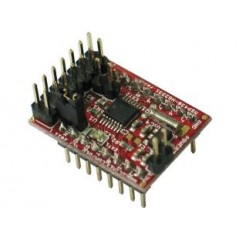 MSP430-HG2231 (Olimex) MPS430FG2231 HEADER BOARD