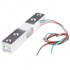 Load Cell - 10kg, Straight Bar TAL220 (Sparkfun SEN-13329)