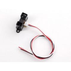 IR distance sensor includes cable (20cm-150cm) - GP2Y0A02YK (Adafruit 1031)