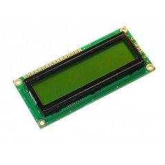 LCD16x2-BL (Olimex) ALPHANUMERIC LCD MODULE 16 CHARACTERS, 2 LINES WITH BACKLIGHT
