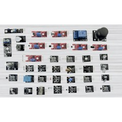 37in1 Sensor Kit for Arduino (ALLNET) 4duino 37 in 1 KIT
