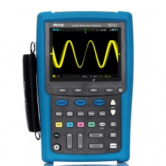 "MS310IT Isolated 2x100MHz, Serial bus decode, 50,000wfms/s, 240K	1GS/s, 5.7"", 640x480 Touch"