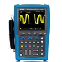 "MS510IT Isolated 2x100MHz 1GS/s, Rasing time ≤1.75ns, 240K, 5.7"", 640x480 Touch"