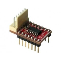 PIC-H1503 (Olimex) PIC-H1503 IS A SMALL HEADER BOARD SUITABLE FOR BREADBOARDING AND FEATURING PIC16F1503