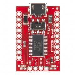 SparkFun USB to Serial Breakout - FT232RL (Sparkfun BOB-12731)