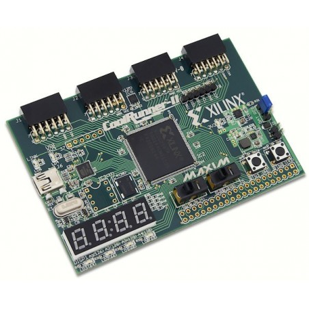 410-146P-KIT (Digilent) Programmable Logic IC Development Tools Cool Runner II CPLD Starter Board