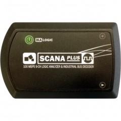 ScanaPLUS V2 (IKALOGIC) 100MHz 9-Channels logic analyzer 1.2/1.8/3.3/5/12/±12V