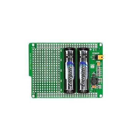 Battery Boost Shield (MIKROELEKTRONIKA)