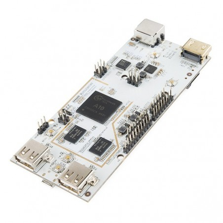 pcDuino Lite (LinkSprite) 1GHz ARM Cortex A8,OpenGL ES2 0, OpenVG 1 1  Mali400 , Linux/Android