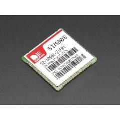 SIM808 GSM + GPRS + GPS Cellular Module (Adafruit 2637)