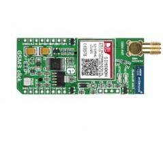 MIKROE-1720 GSM3 click (SIM800H, a quad-band (850/900/1800/1900MHz) GSM/GPRS
