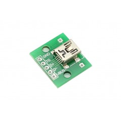 MINI USB Breakout Board (ER-PPB5250U2D)