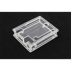 Acrylic Enclosure/Box for Arduino UNO R3 Transparent (ER-ASC01038A)