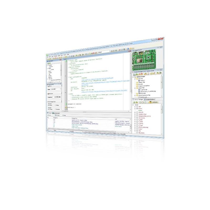 mikroC PRO for ARM compiler (MIKROELEKTRONIKA)