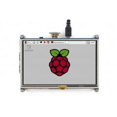 "TFT Display 5"" 800x480 with HDMI (ER-RPA05010R) for Raspberry Pi B+/2B/3B/3B+"