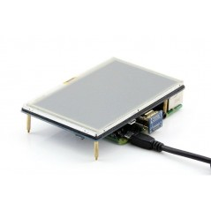 "TFT Display 5""  800x480  with HDMI (ER-RPA05010R) for Raspberry Pi B+/2B/3B/3B+"